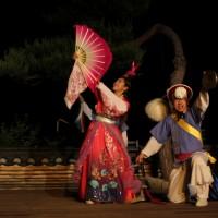 한옥자원활용 야간상설공연 전통연희극 춤추는 상쇠 - 필봉연가(筆峯宴歌) 2017